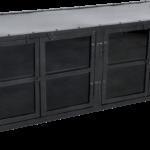 Industriële TV-kast van quip&Co