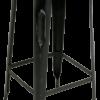 Z013 Industriële barkruk van ijzer met een tijdloos vintage design van quip&Co