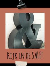 Sale header quip en co industriële meubelen