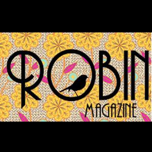 Robin magazine logo