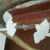 Papieren vogeltjes slinger