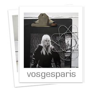 Vosges paris logo