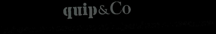 quip&Co, Industriële meubelen en bijzondere accessoires