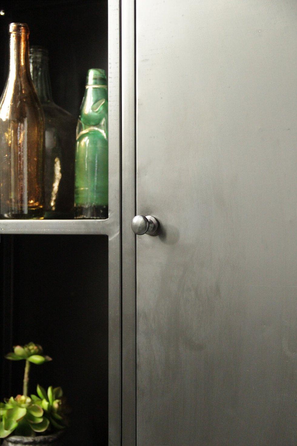 K060 industrieel open kastje van quip&Co